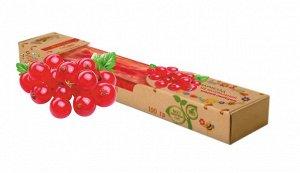 Мармелад с натуральными ягодами красной смородины 100 гр.
