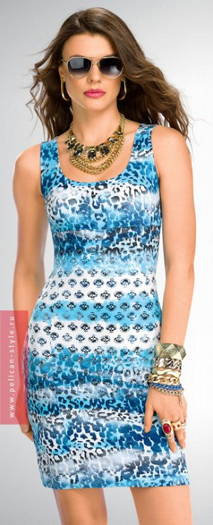 FDV669/1 платье женское