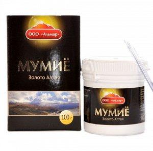 """Мумиё """"Золото Алтая"""" 100 гр"""