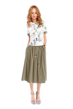 Классная летняя юбка