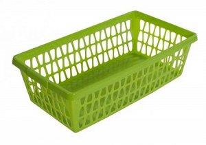 Корзина Корзина [ВЕЛЕТТА]. Многофункциональные пластиковые корзины для хранения вещей, пищевых продуктов, игрушек, пакетов и многого другого могут стать отличным решением для дома, дачи, гаража и иных
