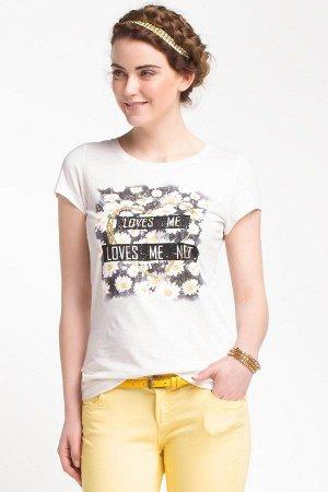 Классная футболка 46-48 размер