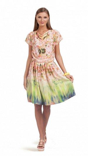 Платье женское вискоза на 48 отл