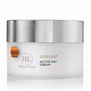 Распил JUVELAST ACTIVE DAY CREAM. Активный увлажняющий крем. Способствует уменьшению выраженности морщин, улучшению текстуры кожи, предотвращению появления возрастных изменений. Обогащен медно-пептидн