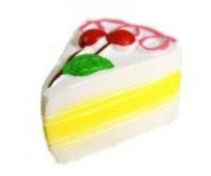 Пирожное, ПВХ пакет 8 см  *