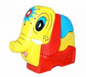 Слон-конструктор ПВХ 10 см.