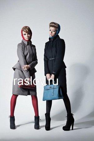 Пальто с баской Раслов