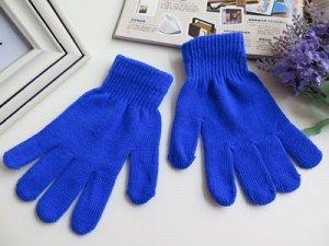 Перчатки на возраст 4-7лет цвет немного темнее , чем на фото