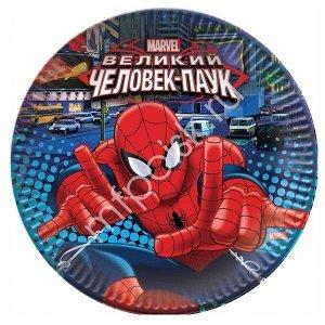 Посуда Человек-Паук