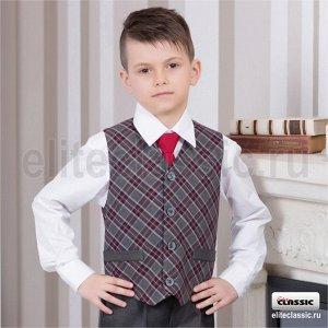 Жилет школьный для мальчика