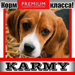 Karmy - корм для собак и кошек премиум класса! №30 — MEDIUM корм для собак средних пород — Корма