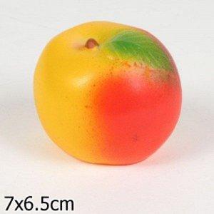 Яблоко пакет 7*6,5 см