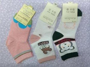 Носки для девочек (в ассортименте)