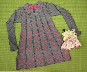 платье Состав: 100% акрил 14(4-5 лет) - 2 шт,16(5-6 лет) - 5 шт.