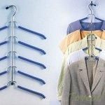 Многоярусные плечики для рубашек WL102F