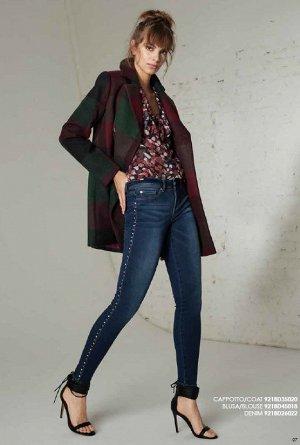 Шикарные Итальянские  джинсы!Поменяюсь на размер меньше или продам!