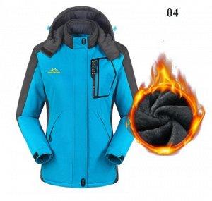 Куртка  водонепроницаемая, ветрозащитная, дышащая с капюшоном.