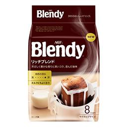 Японский кофе: зёрна, растворимый, молотый, стики — Кофе молотый AGF