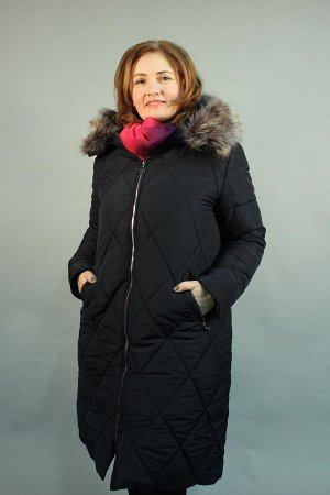 Куртка Куртка; Материал: Синтепон, искусственный мех. р. 54 ;ОГ - 120см, ОБ - 130см, по спинке - 105см, дл.рукава - 65см.