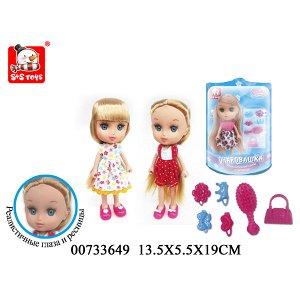 Кукла в наборе 100733649 EI80408R (1/144)