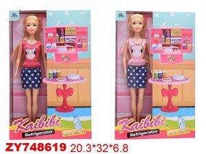 Кукла в наборе ZY748619  BLD133 (1/48)