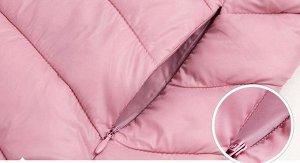 куртка (цвет: ярко розовый)