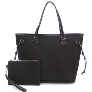 2 в 1. Женская сумка Borgo Antico. 087 black