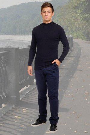 Водолазка мужская, цвет черный