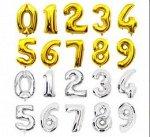 Надувная цифра 6