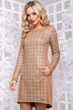 Платье замша-спандекс