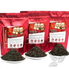 Чай прессованный от 17 руб. с фрукт. и ягодами.  Новинки — WEISERHOUSE - СССР — Чай