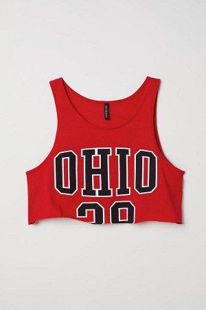 Красный / Огайо