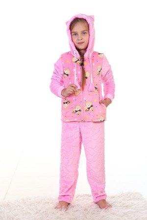 Костюм детский 7-99 (розовый)