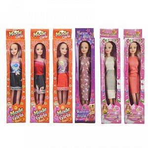 ИГРОЛЕНД Кукла, PVC, 29см, 6 дизайнов