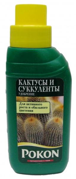 Покон для кактусов (фл. 250 мл.)