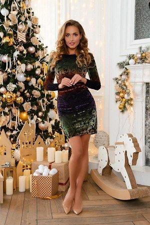 Отличное платье к любому празднику))