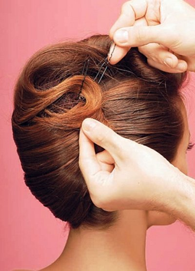 Всё для волос. Косметика, фены, расчески и мн. другое!  — Шпильки DEWAL — Косметические аксессуары