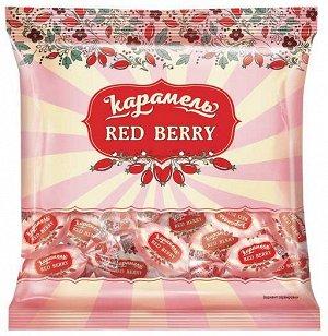 Карамель «Red berry», 180 г Леденцовая карамель с ягодным вкусом. Производитель   Конфеты