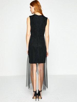 Платье Материал