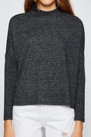 Свитер %96 Polyester %4 Elastan
