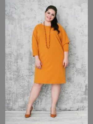 Платье (горчица)