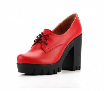 ~ED`ART - Стильная, комфортная обувь. Натуральная кожа. — Туфли на каблуке  — На каблуке
