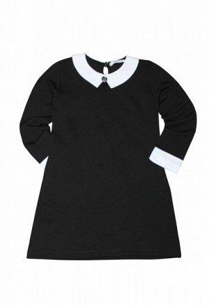 """Платье для девочек с длинным рукавом """"Шанель"""""""