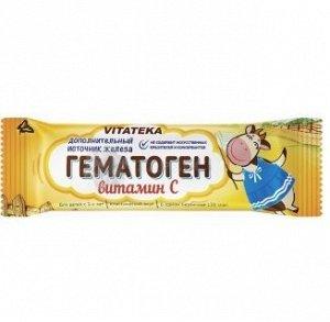 Гематоген Витатека С Витамином С 40Г (Бад)
