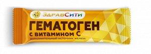 Гематоген с витамином  С 40г