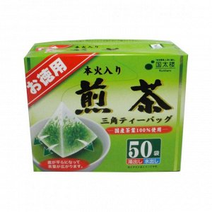 SENCHA GREEN TEA 50 пирамидок
