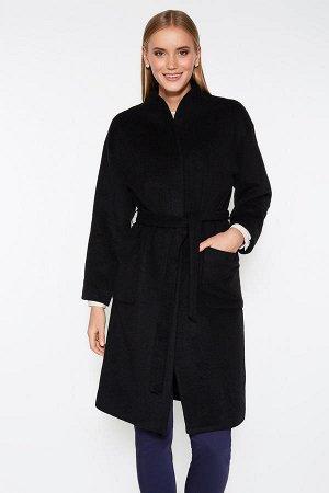 Пальто жен. Tosco черный