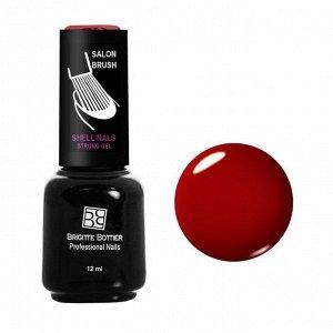 .B.B. Prof  лак  SHELL Nails(Шии Лак) NEW  906  красный рубин