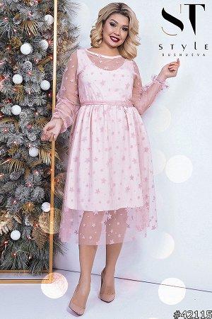 Платье 42115