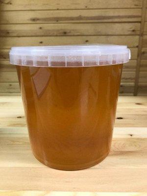 Липовый мед жидкий